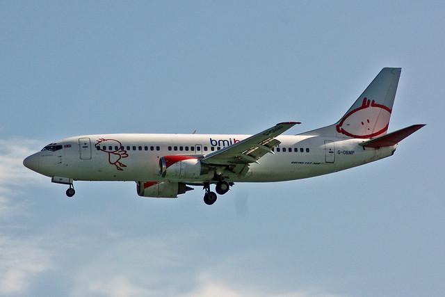 G-OBMP Boeing 737-3Q8 bmibaby AGP 18-09-10