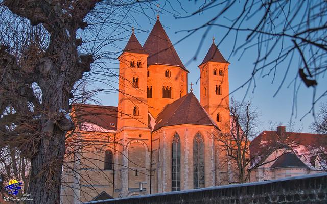 Sonnenaufgang  Kloster Knechtsteden118