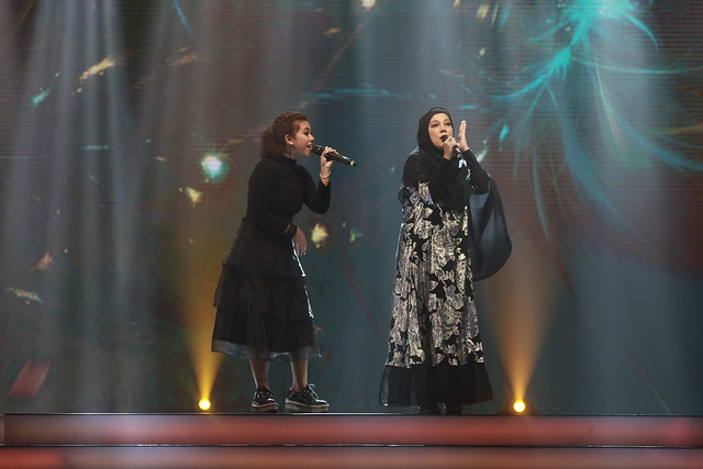 Sharifah Shahira _ Tallisya