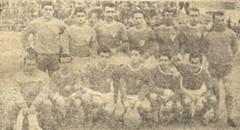 Temporada 1960/61: formación del Manchego de Ciudad Real