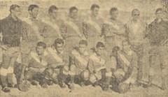 Temporada 1960/61: formación del Manzanares (Ciudad Real)
