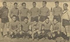 Temporada 1960/61: formación del Pedro Muñoz (Ciudad Real)