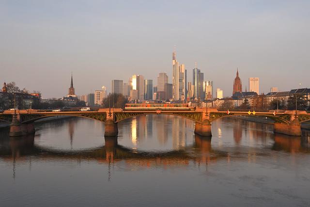 Guten Morgen Frankfurt!