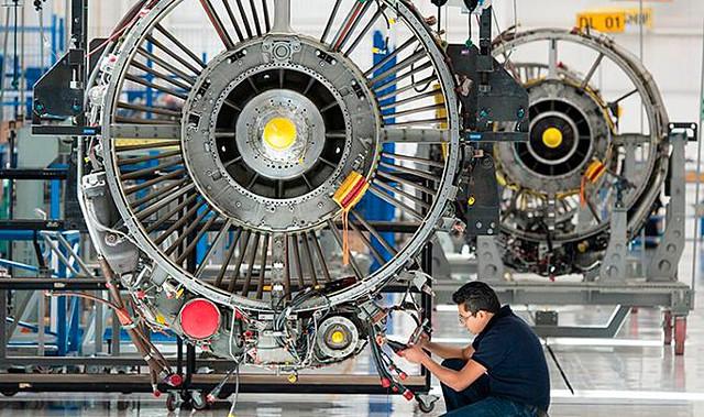 Trabajo sector aeroespacial
