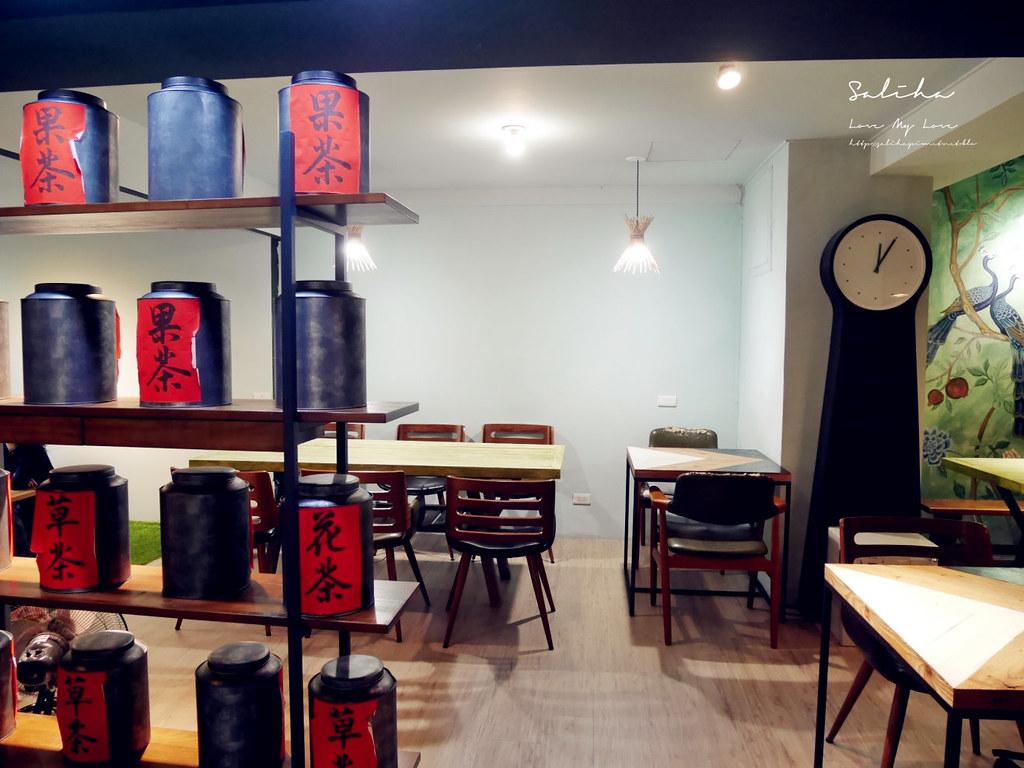 台北大安區咖啡廳推薦城市草倉公館不限時咖啡廳下午茶甜點蛋糕好吃可久坐看書 (2)