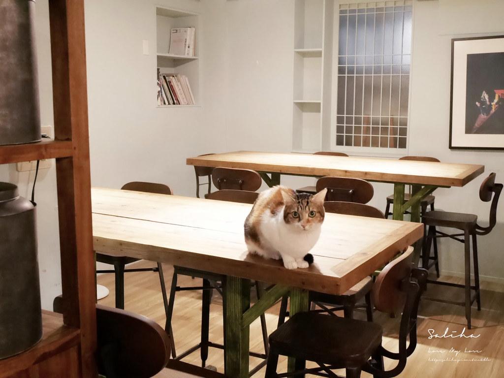 台北有貓咪咖啡廳城市草倉公館台大附近下午茶推薦