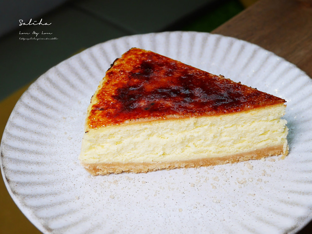 台北公館台電大樓下午茶推薦城市草倉可久坐台北咖啡廳好吃甜點蛋糕 (2)