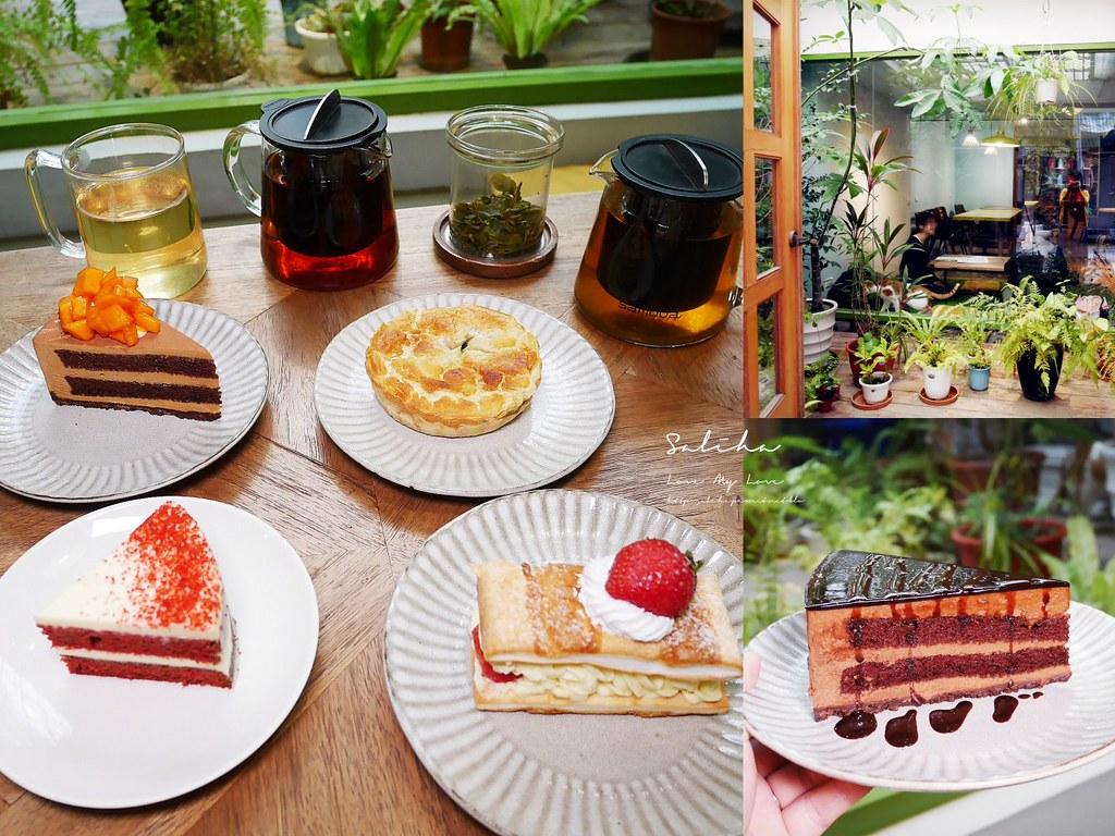 台北公館台電大樓下午茶推薦城市草倉可久坐台北咖啡廳好吃甜點蛋糕 (3)