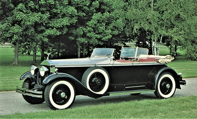 1929 Rolls-Royce Springfield Ascot Phaeton