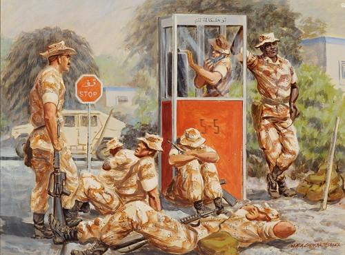 Calls Waiting by Col H. Avery Chenoweth