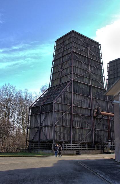 20-02-2021 landschaftspark Duisburg Nord