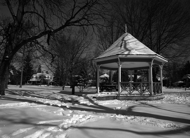 Gazebo (because)