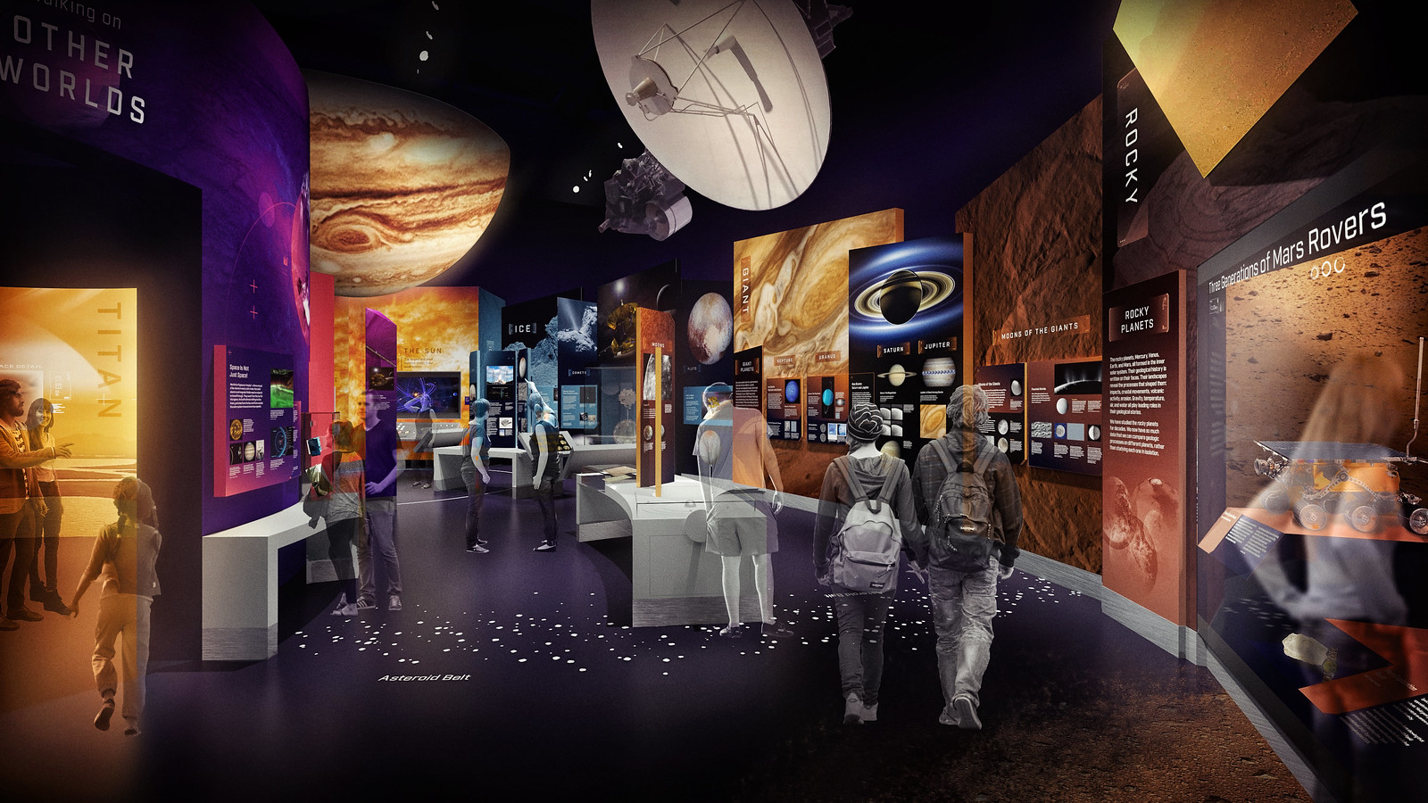 Kenneth C. Griffin Exploring the Planets Gallery