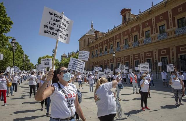 Feriantes Sevilla
