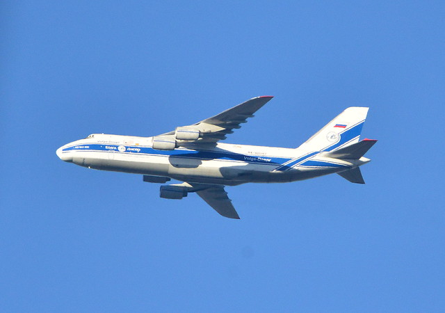 Volga-Dnepr Airlines Antonov AN124-100 RA82047