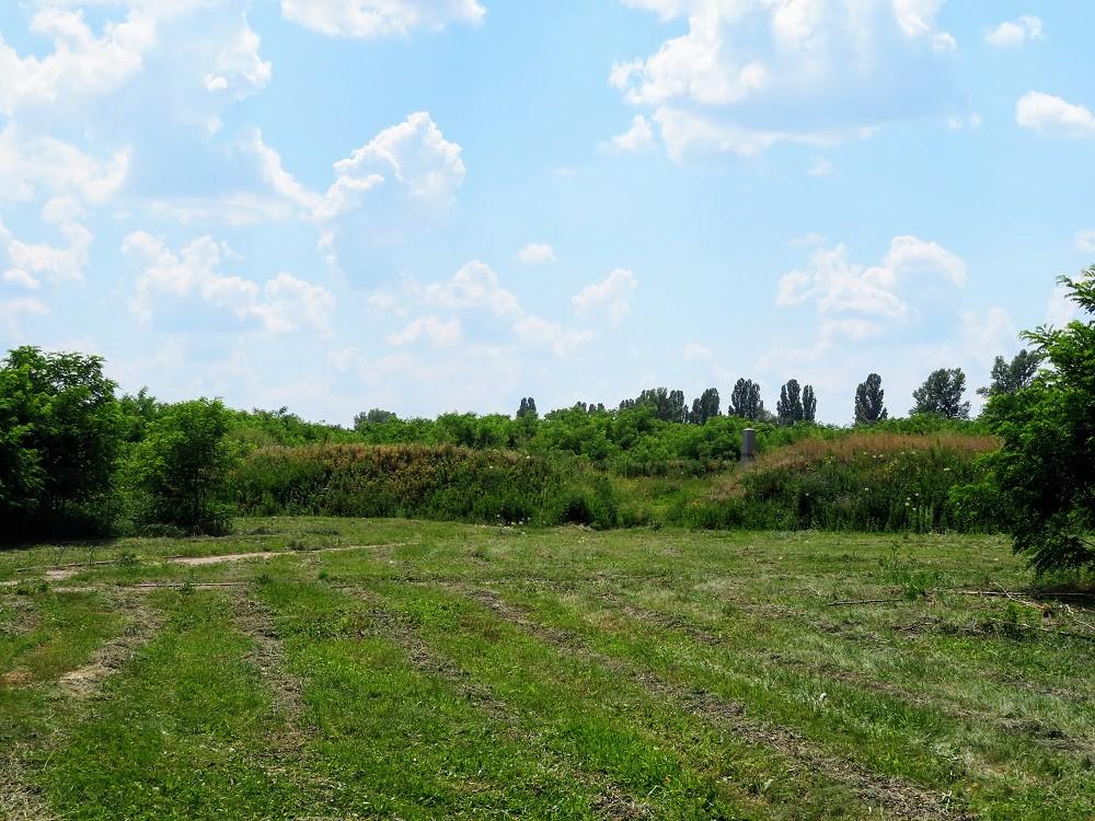 По следам Полтавской битвы: под Полтавой