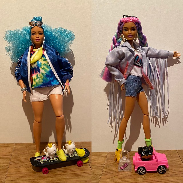 Barbie Extra....4....5