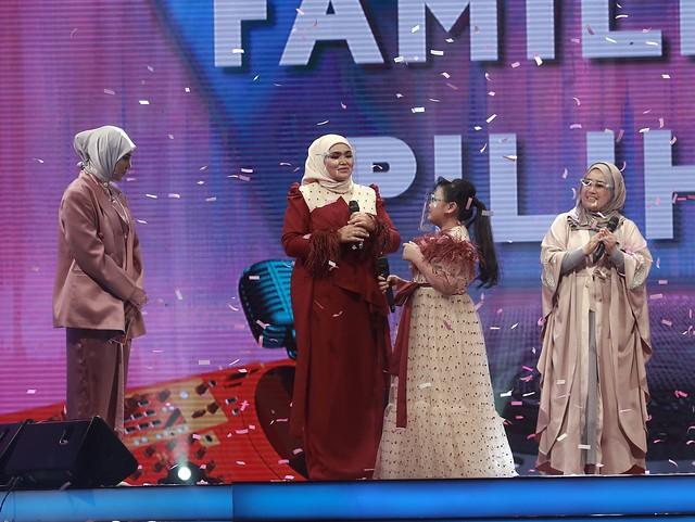 Famili Duo Pilihan Siti Sairah _ Umairah