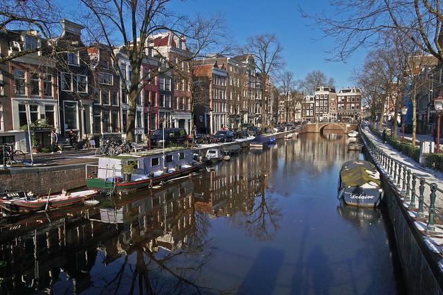 Spiegelgracht - Amsterdam (Netherlands)