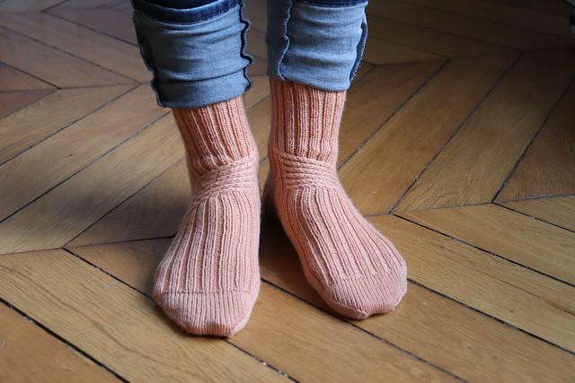 Twist Socks