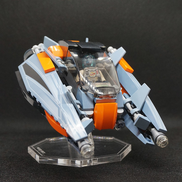 Cyber-tron Voyager
