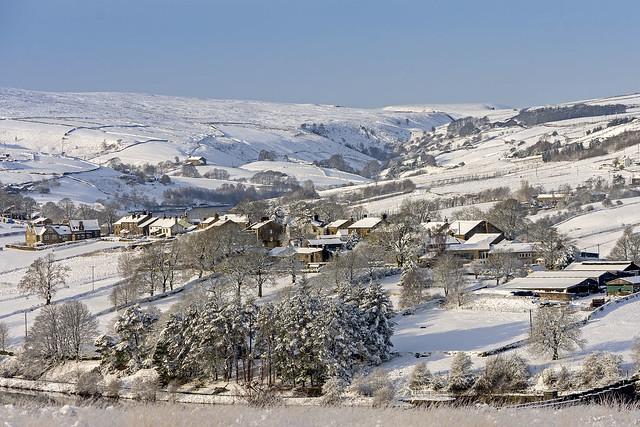Stanbury village