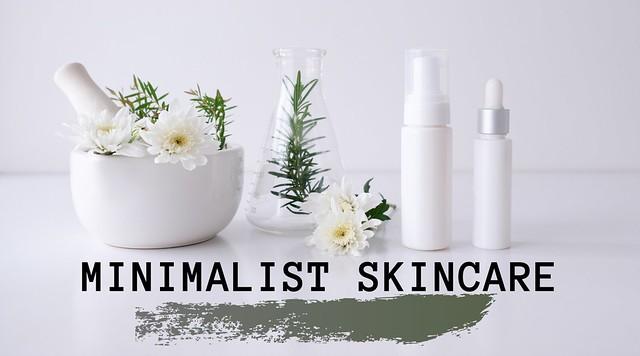 Minimalist Skincare Tanvii.com