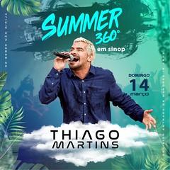 Thiago Martins - Summer 360º