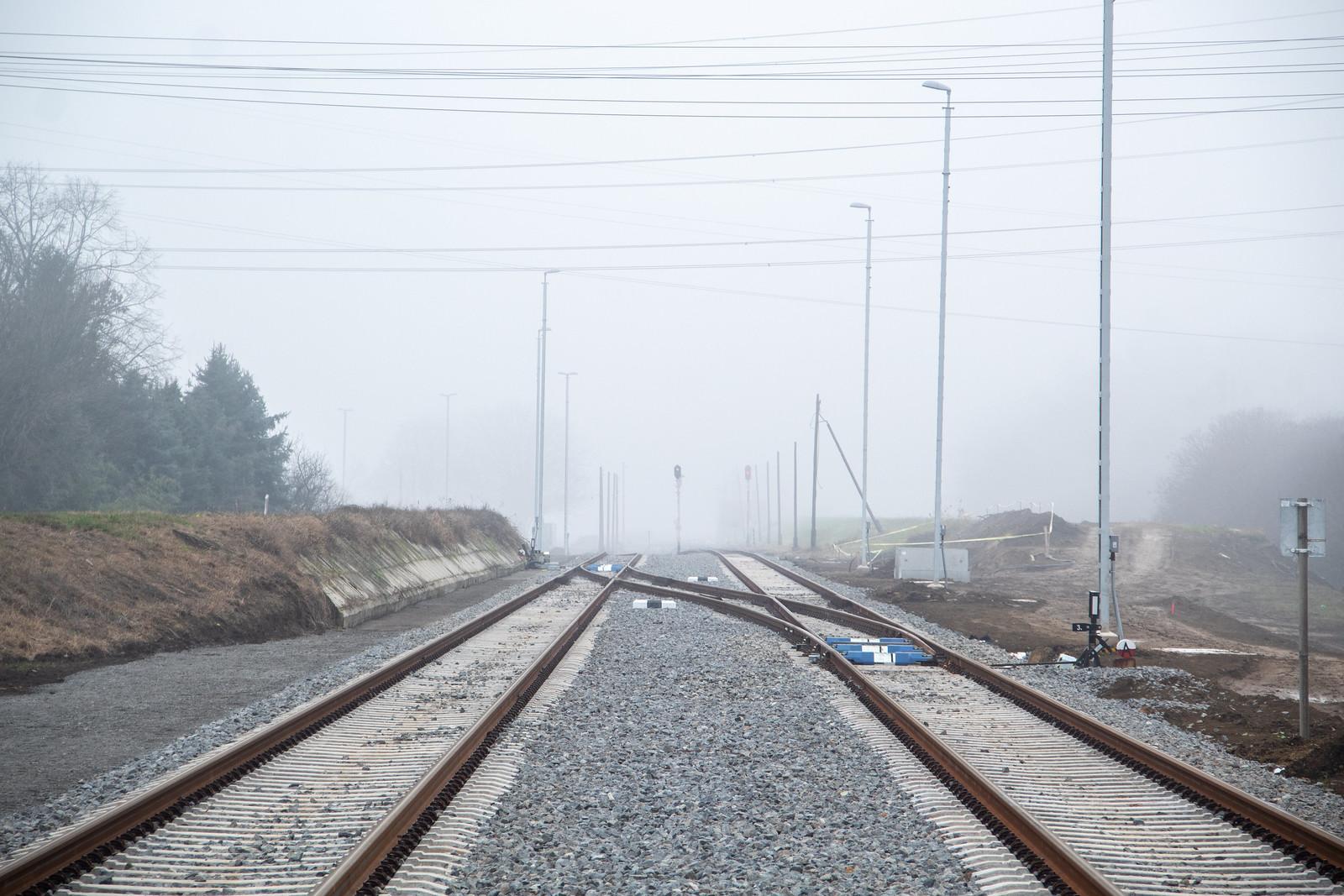 37 perc helyett 37 perc lett a menetidő a felújított vonalon Szeged és Hódmezővásárhely között