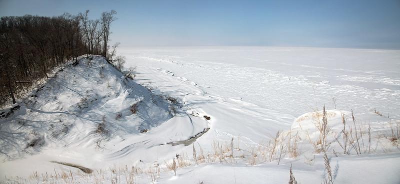 Kintzele Under Heavy Snow