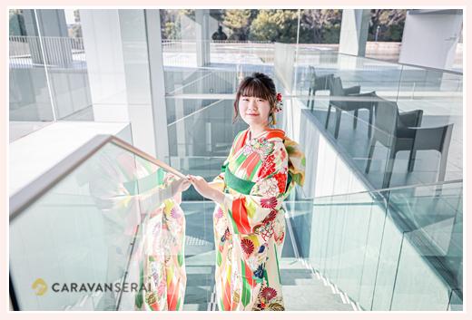 成人式のロケーション撮影 愛知県豊田市