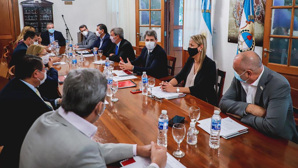 reunion de gabinete febrero 2021