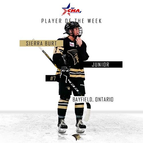 Sierra Burt photo from chawomenshockey.com