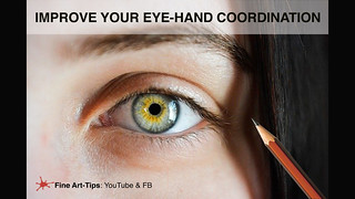Improve Your Eye-Hand Coordination With the Best Drawing Exercise | by fineart-tips