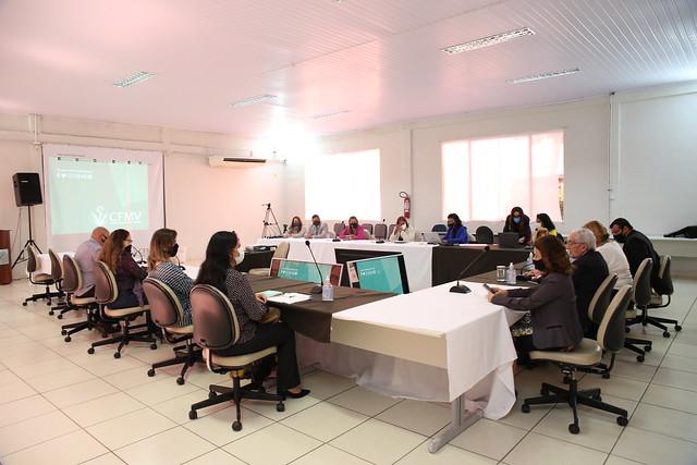 23-02-2021 - Treinamento Legislação CFMV/CRMVs - Sede do CFMV