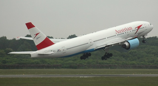 Austrian Airlines, OE-LPA,MSN 28698,Boeing 777-2Z9 ER, 29.05.2016, HAM-EDDH, Hamburg