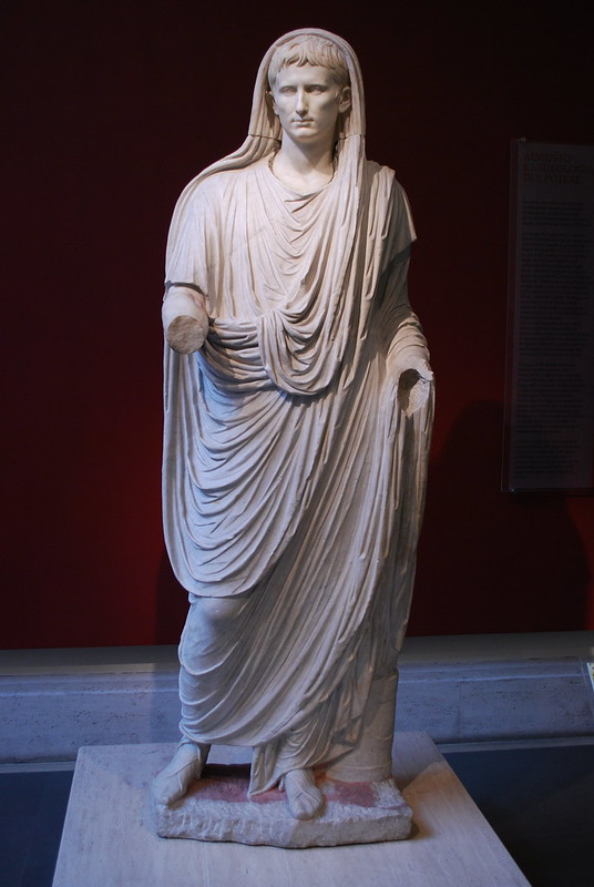 Via Labicana Augustus