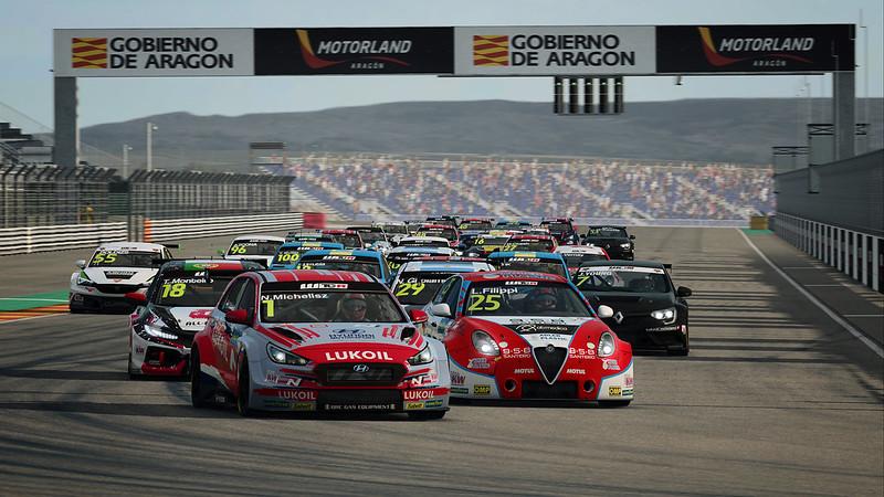 RaceRoom - FIA WTCR 2020