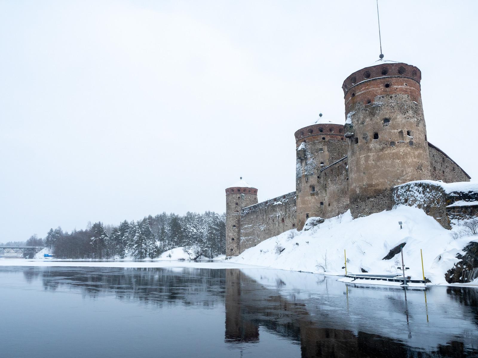 Olavinlinna Savonlinna