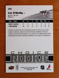 Cal NHL rookie back Nashville Predators