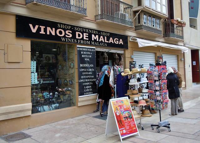 Vinos de Malaga