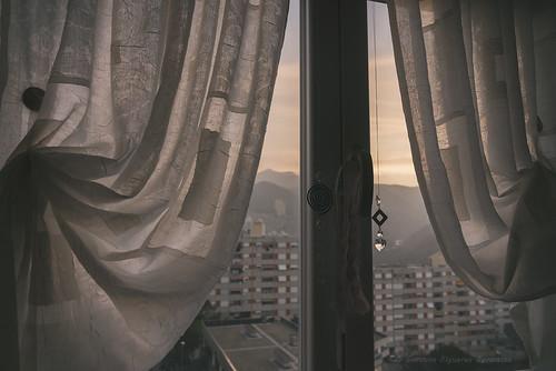 Suncatcher in the morning