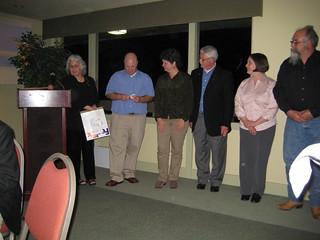 MBS 56th Annual Awards Banquet Feb. 2009