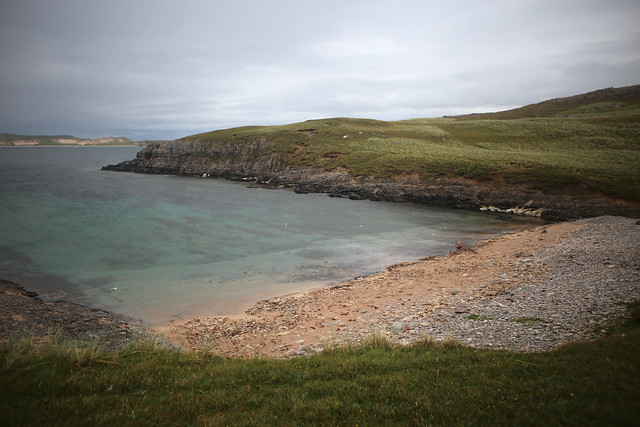 The Kyle of Durness near Balnakeil