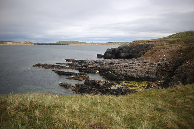 The coast near Balnakeil