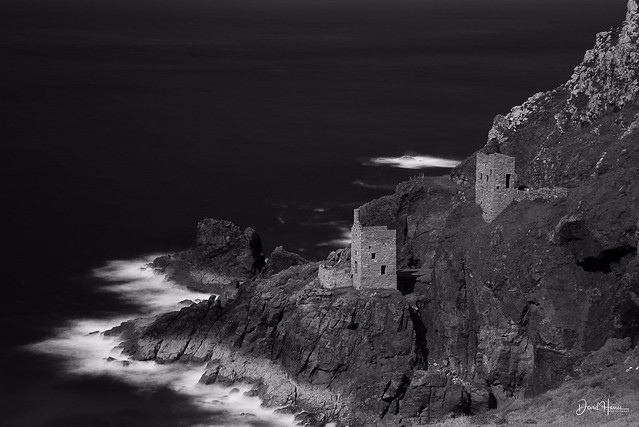 Crowns Engine Houses Botallack, Cornwall