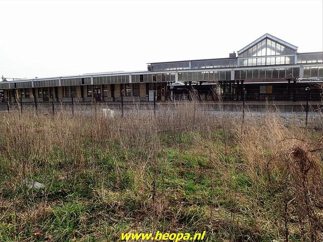 2021-02-22   Bussum-Baarn    Westerborkpad   (1)