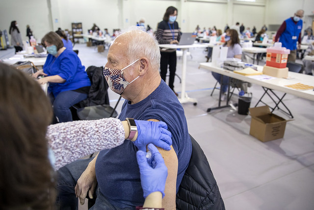 Penn State Health launches public vaccination sites