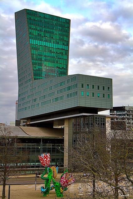 Paysage urbain à Lille - Europe
