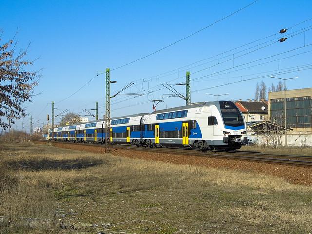 MÁV Start 815 001